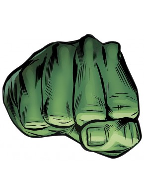 Alfombrilla Hulk Puño Marvel