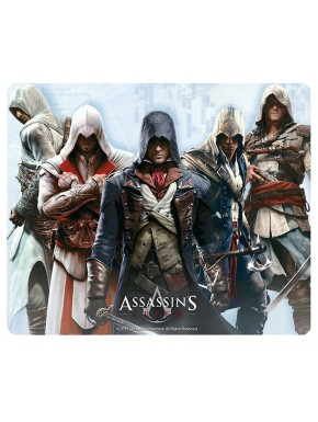 Alfombrilla Assassin's Creed Personajes