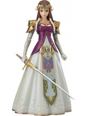 Figura Zelda Twilight Princess Figma 318
