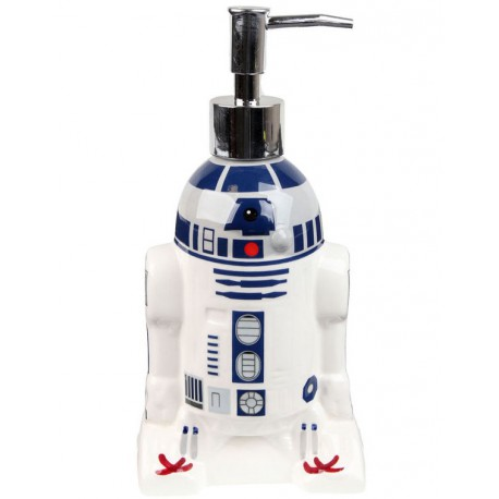 Dispensador Jabón Star Wars R2D2