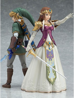 Pack Figma Zelda Twilight Princess