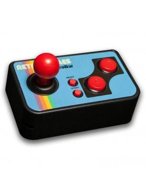 Mando con juegos retro Arcade Retrogames controller