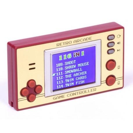 Mini consola Portátil Retro Pocket Games