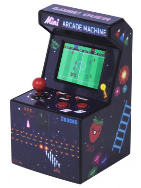 Mini Máquina Arcade 15 cm 240 juegos