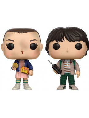 Funko Pop! Eleven con Eggos Stranger Things