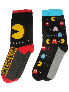 Pack 2 Calcetines PAC-MAN