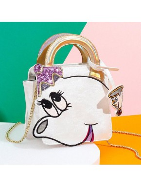Bolso Sra. Potts y Chip Disney by Danielle Nicole