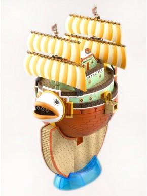 One Piece maqueta Baratie 15 cm