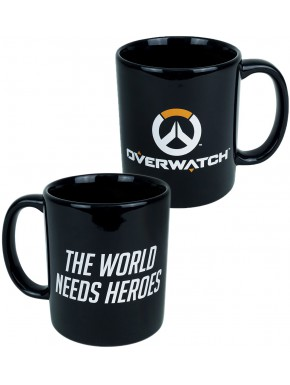 Taza Overwatch characters