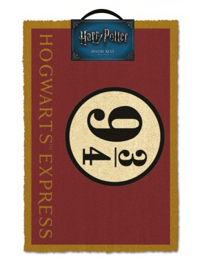 Felpudo coco Harry Potter 9 3/4