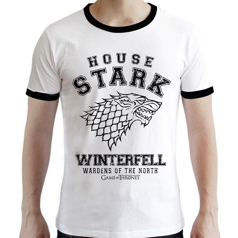 Camiseta House Stark Juego De Tronos Por 2290 Lafrikileriacom