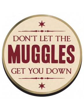Pin Harry Potter Muggles