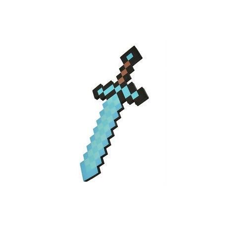 Espada De Diamante Minecraft Para Dibujar
