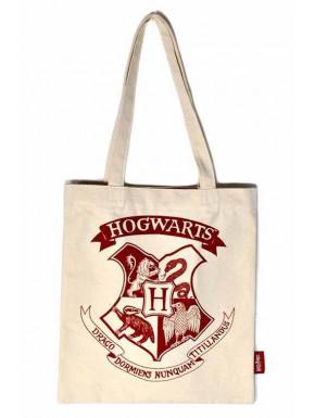 Bolsa de Algodón Harry Potter Hogwarts Escudo