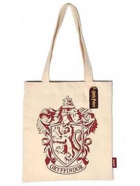 Bolsa de Algodón Harry Potter Gryffindor Escudo
