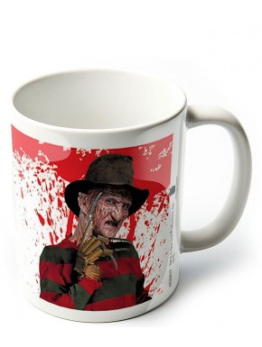 Taza Freddy Krueger splash