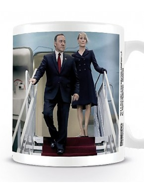 Taza House of Cards Air Force One