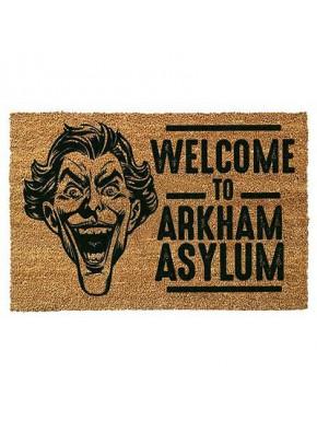 Felpudo Batman Arkham Asylum