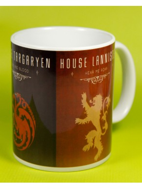 Taza Mother of Dragons casas