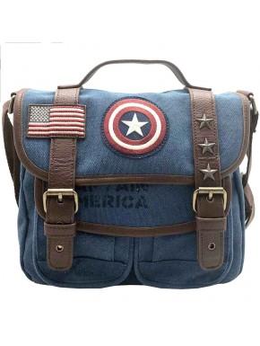 Bandolera Loungefly Capitán América