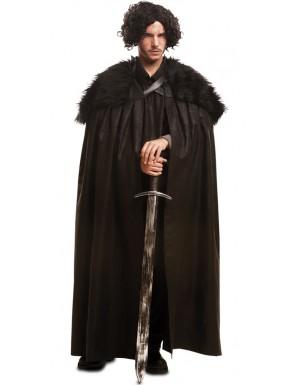 Capa de Guardia de la Noche Juego de Tronos
