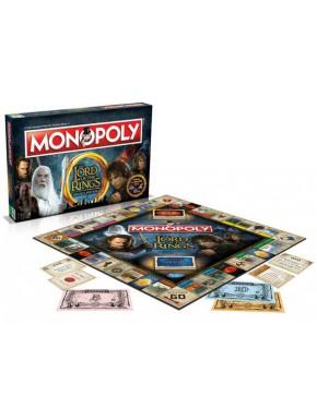 Monopoly El Señor de los Anillos Edición Inglés