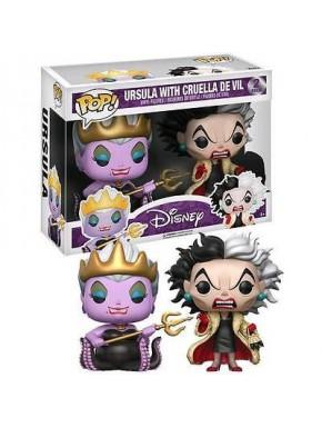 Funko Pop! Pack Ursula con Cruella