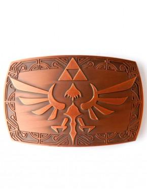 Hebilla Zelda Skyward Sword cobre
