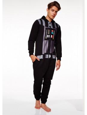 Mono overol Darth Vader con sonido