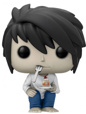 Funko Pop! L Death Note Cake Ed. Limitada