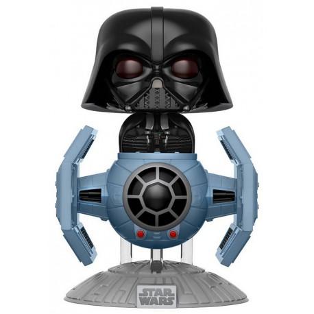 Funko Pop! Darth Vader y TIE Fighter Star Wars Ed. Limitada