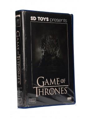 Camiseta Juego de Tronos Stark VHS