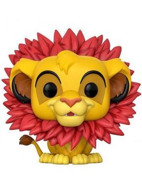 Funko Pop! Simba con Hojas El Rey León