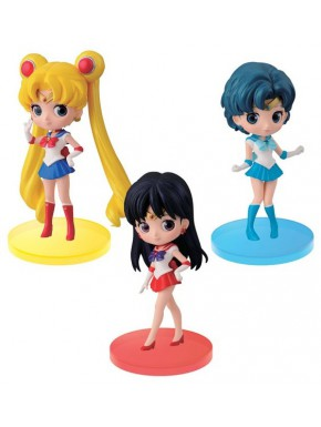 Figurita Sailor Q Posket Banpresto 7 cm