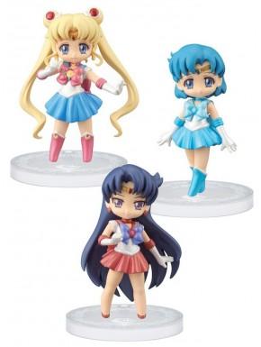 Figura Sailor Moon Cystal ChiBi Banpresto 6 cm