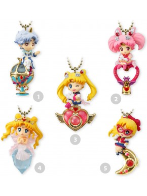 Figuras colgante Sailor Moon Twinke Dolly 5 cm