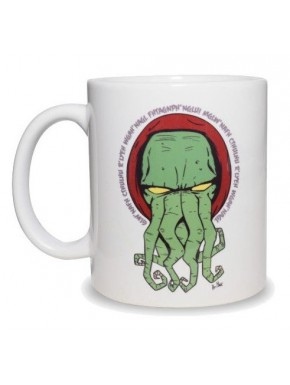 Taza Cthulu Yellow Eyes