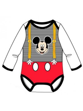 Body bebé Disney Mickey