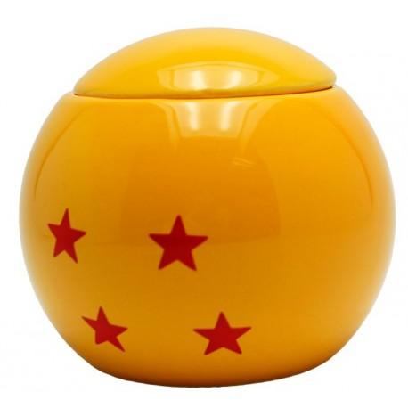 Taza 3D Dragon Ball con tapa