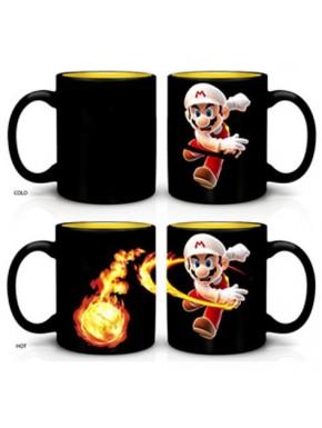 Taza térmica Súper Mario Ball