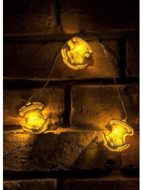 Tira de lámparas Hogwarts Harry Potter