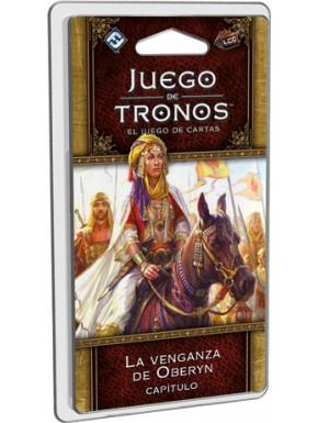 Juego de Tronos: La Venganza de Oberyn, cartas