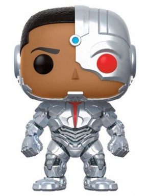 Funko Pop! Cyborg Justice League