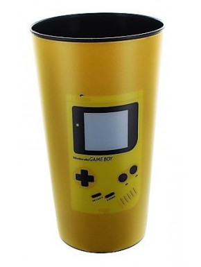 Vaso Nintendo yellow