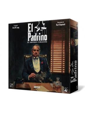 El Padrino: el imperio Corleone Juego de Mesa