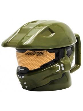 Taza 3D Halo Casco Masterchief
