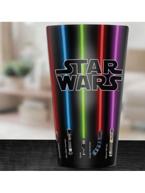 Vaso Star Wars Sables Láser
