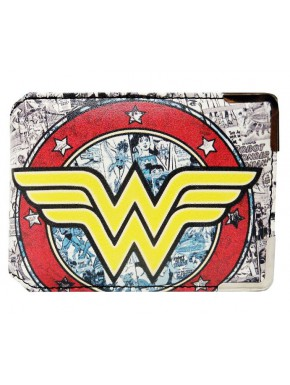 Cartera Wonder Woman Logo Vintage