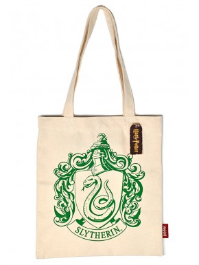Bolsa de Algodón Harry Potter Slytherin