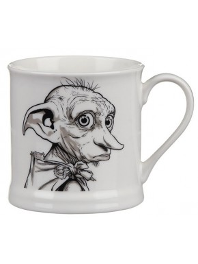 Taza Vintage Harry Potter Dobby
